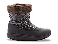Женские зимние сапоги низкие 3.0 Comfort Коричневый