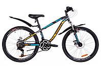 """Подростковый горный велосипед 24"""" Discovery Flint AM DD 2019, фото 1"""