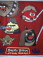 Флисовый плед Дисней Angry Birds (Енгри Бёрдс), размеры 120х150, арт. 59317
