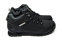 Зимние ботинки (на меху) мужские Timberland 11-004 (реплика)