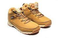 Зимние ботинки (на меху) мужские Timberland 11-140 (реплика)