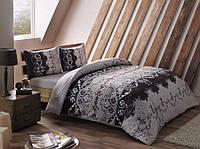Двуспальное евро постельное белье TAC Gizella Фланель
