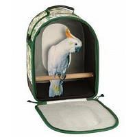 Pet Voyage TROPICAL PRINT ( BIRD ) сумка-перевозка для птиц
