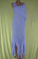 Платье женское фиолетовое  , фото 1
