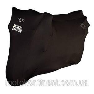 CV172 Моточехол Oxford Protex Stretch Indoor Premium Stretch-Fit черный   Размер L : 246 x 104 x 127 оксфорд  , фото 2