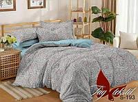 Полуторный комплект постельного белья с компаньоном S193