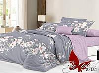 Полуторный комплект постельного белья с компаньоном S181