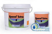 Двухкомпонентная система эпоксидных смол для склеивания бетона EPOXOL EXTRA