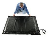 Термоматы для прогрева бетона и грунта зимой Apitherm™
