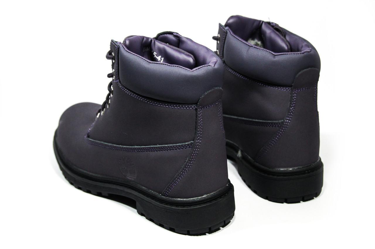 Ботинки мужские Timberland 11-041 (реплика)