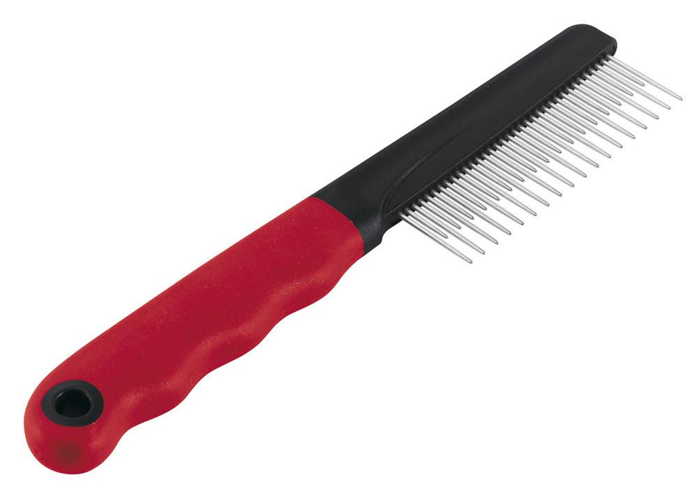 Расчёска с зубьями разной длины для собак Ferplast GRO 5866