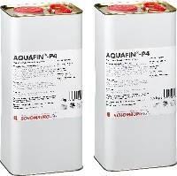Двухкомпонентная инъекционная эластичная смола AQUAFIN-Р4 АКВАФІН-П4
