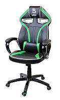 Поворотное спортивное игровое кресло DRAG Grean