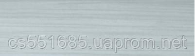 S0070 Серебристо-серый. Классик (2500х47х18мм) - Плинтус напольный пластиковый TEKO