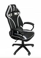 Поворотное спортивное игровое кресло DRAG
