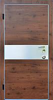 Входные металлические шумоизоляционные двери Steelguard Sonora Золотой дуб