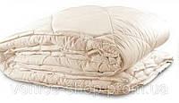 Одеяло Le Vele Elite Cotton нанофайбер 195-215 см белое