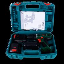Аккумуляторный дрель-шуруповёрт DWT ABS-12 ВLi-2 BMC, фото 2