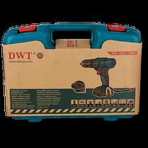 Аккумуляторный дрель-шуруповёрт DWT ABS-12 ВLi-2 BMC, фото 3