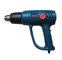 Фен Ростех ТВД 2000-2Р (2 кВт, плавн. регул. температуры, защита от перегрузки)