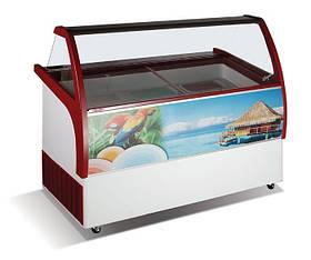 Витрина морозильная для мороженого Crystal VENUS ELEGANTE 36