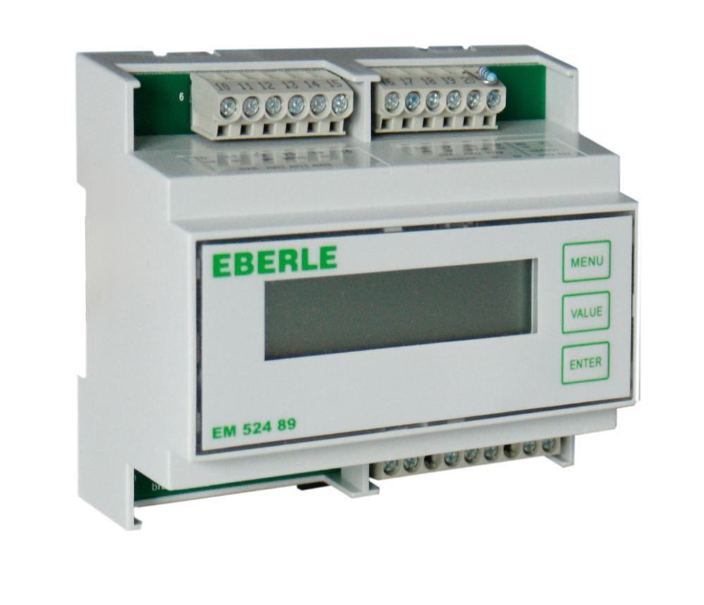 Метеостанция Eberle EM 524 89 с датчиками