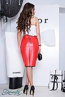 Элегантная юбка - карандаш 31707 K #O/V