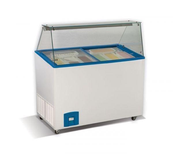 Витрина морозильная для мороженого Crystal VENUS VETRINE 36
