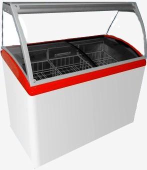 Витрина морозильная для мороженого Juka ТМ Юка M400SL