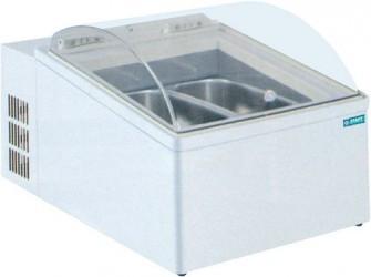 Витрина морозильная для мороженого STAFF VISAGEL 210