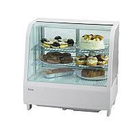 Витрина холодильная кондитерская настольная Stalgast 852103
