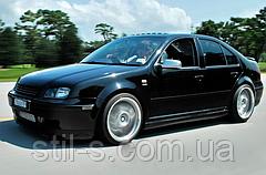 Накладки на зеркала VW BORA (1998-2005)