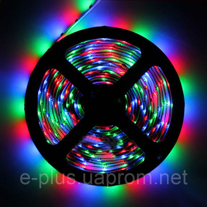 Светодиодная лента SMD5050 60д/метр IP33 (RGB)