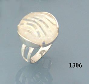 Серьги из серебра с горным хрусталем., фото 2