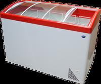 Ларь морозильный с гнутым стеклом Juka ТМ Юка M600S