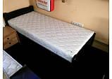 """Односпальная кровать """"Венеция"""" из бука (щит, массив), фото 2"""