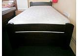 """Односпальная кровать """"Венеция"""" из бука (щит, массив), фото 5"""