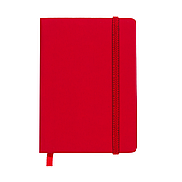Щоденник датований BUROMAX А6 TOUCH ME 2525-05 червоний