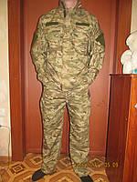 камуфляжный костюм ткани рип-стоп цвета мультикам