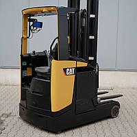 Штабелeр-ричтрак CAT Lift Trucks NR20NH, 2011г.