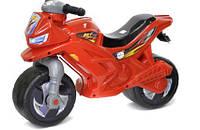 Мотоцикл 2х колесный красный