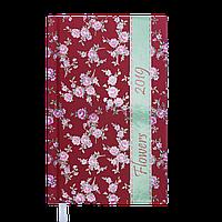 Ежедневник датированный BUROMAX А6 PROVENCE 2563-05 красный