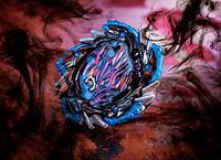 Takara Tomy Beyblade B-00 WBBA Limited Edition Shadow Amaterios 0 Xtreme'  Шадоу Аматеріос Оригінал