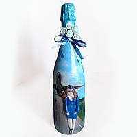 Шампанское «Подарок стюардессе» Подарок на день авиации, фото 1