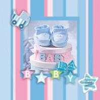 Фотоальбом детский EVG13x18x100 BKM57100 Baby line