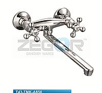 Смеситель для кухни Zegor DTZ12-B (TMK)