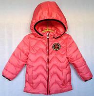 Куртка детская утепленная оптом на 2-5 лет, фото 1