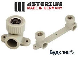 Кути і планки настінні для поліпропіленових труб Asterium