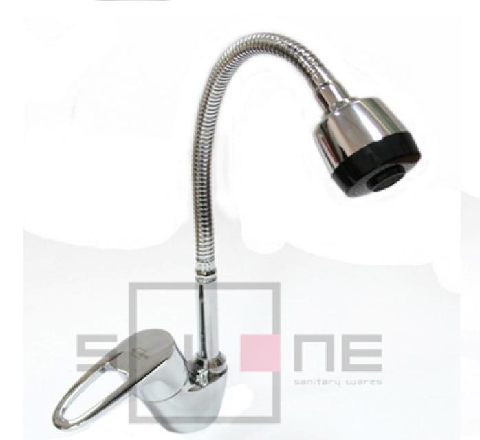 Смеситель для кухни Solone LOP4-B