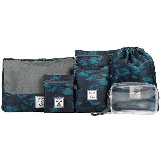 Набор дорожных сумок в чемодан M Square